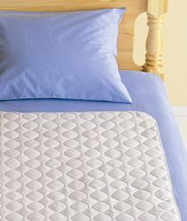 Quilted Sheet Protector Pad Double