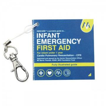 Infant Emergency First Aid Guide