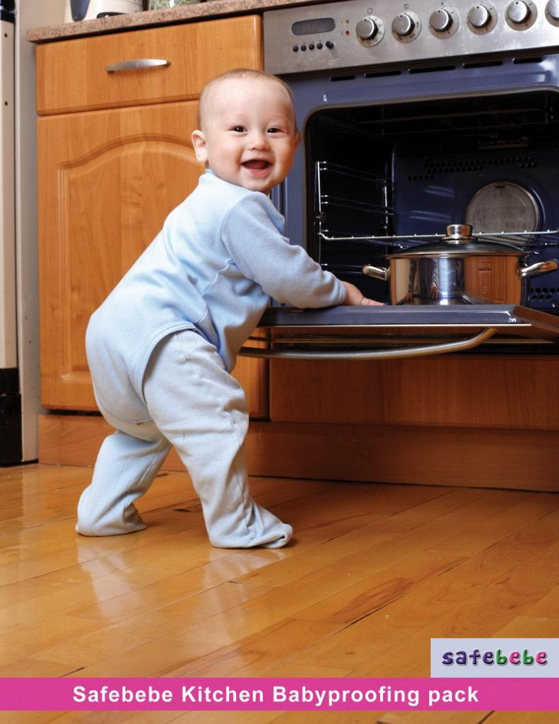 Kitchen Babyproofing Pack