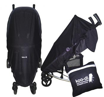 Pack it Stroller Sun and Sleep Cover